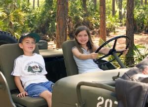 Kids Jeep Adventure